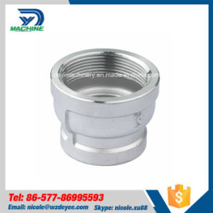 Stainless Steel Fitting Reduced Coupling with Casting Body pictures & photos