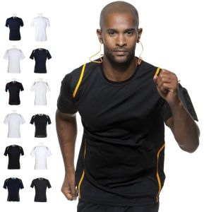 2017 Wholesale Customize Dry Fit Sublimate T-Shirts (A010)