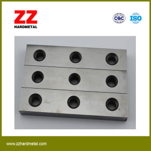 From Zz Hardmetal - High Quality Tungsten Carbide Wear Plate pictures & photos