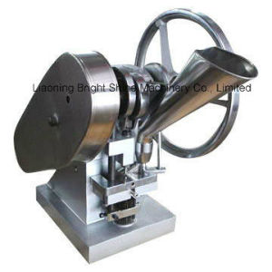 Single-Punch Pill Making Tablet Press (TDP-1.5) Desktop Laboratory pictures & photos