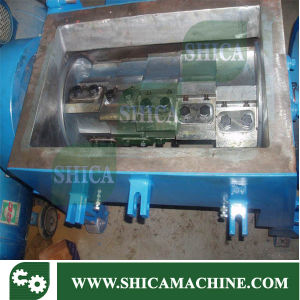 Strong Plastic Bottle and Profile Crusher with Silo and Blower pictures & photos