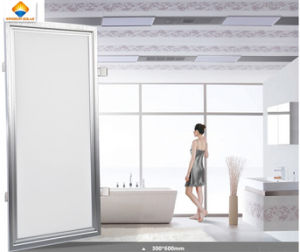 Super Light 18W 300*600mm LED Ceiling Lamp Panel Light pictures & photos