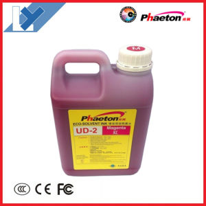 Phaeton Ud-2 Eco Solvent Ink for 508 GS Printhead pictures & photos