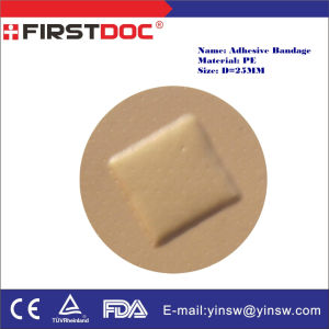 D=25mm PE Skin Waterproof Band-Aid Wound Paste pictures & photos