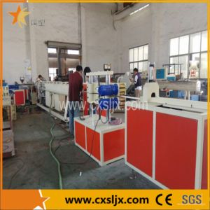 PPR Tube Production Line for Hot Water Supply Ce Certificate pictures & photos