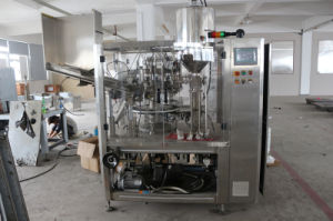 High Quality Soft Tube Filling Sealing Machine pictures & photos