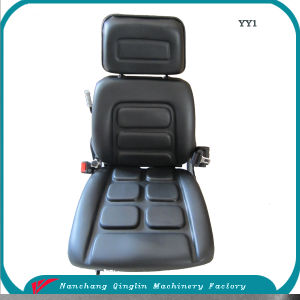China Factory Forklift Spare Parts Llinde Forklift Seat (YY1) pictures & photos