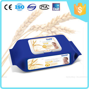 OEM Natural Super Soft Biodegradable Pravite Label Baby Wipes pictures & photos