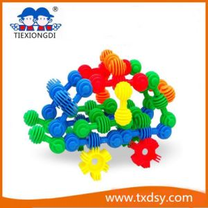 Good Quality Plastic Building Blocks Toys for Kids and Children pictures & photos