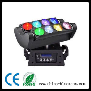 8*10W LED Spider Moving Head Beam Light pictures & photos