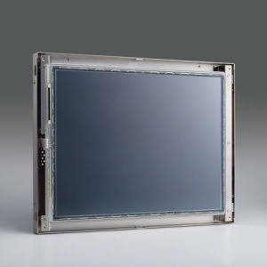 "8.4"" Open Frame Flat Industrial Embedded Monitor pictures & photos"