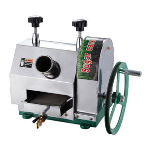 High Efficiency Manual Sugar Cane Juicer Machine pictures & photos