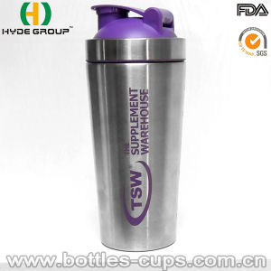 2016 Newly Stainless Steel Shaker Bottle (HDP-0599) pictures & photos