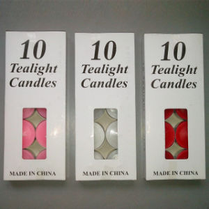 Cheap Tealight Candles Promotional Items pictures & photos