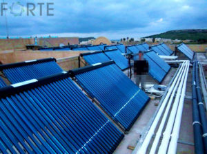 Split Heatpipe High Pressure Solar Heating Collector pictures & photos