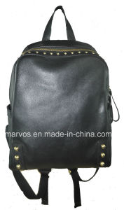 Fashion Lady PU/Leather Backpack/Hight Quality (M10522) pictures & photos