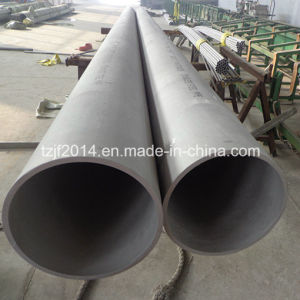 ASTM A312 304/304L Stainless Steel Seamless Pipe pictures & photos