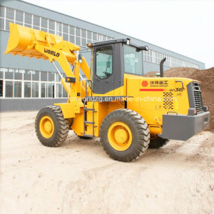 Chinese Brand 3ton Wheel Loader Price (W136) pictures & photos