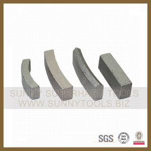 Diamond Sintered Core Drilling Bit Segments for Blank Base (SY-CDBS-121) pictures & photos
