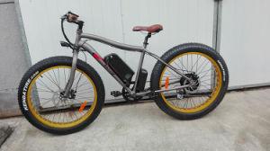 Kaiyi 26′ Fat Tire 48V500W Lithium Battery Electric Bike