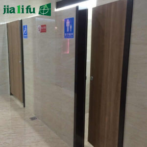 Beautiful Appearance Hotel Small Toliet Cubicle Partition pictures & photos