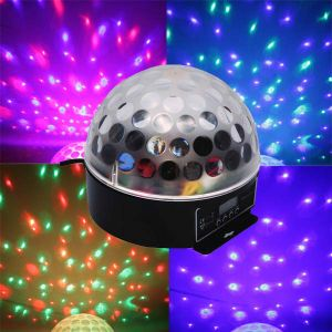 LED Stage Effect Crystal Ball Light pictures & photos