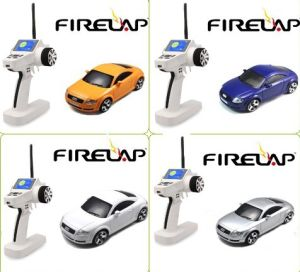 Firelap 1: 28 Mini Z 4WD Kids RC Toy Cars with LCD Screen Radio Control Transmitter pictures & photos