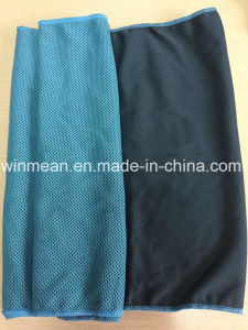 100% Polyester Sports Cooling Towel Manufacturer pictures & photos