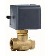 DC 24VV Brass Ball Valve Two Way Motorized Valve pictures & photos