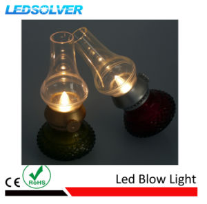 Hotel LED Table Light Blow Switch Control