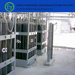 Steel Cylinder Food Grade Carbon Dioxide Gas pictures & photos