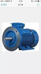 MS Good quality Aluminium Body Motor with CE certificate pictures & photos