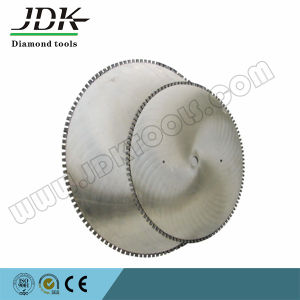Silver Welding Granite Block Cutting Diamond Saw Blades pictures & photos