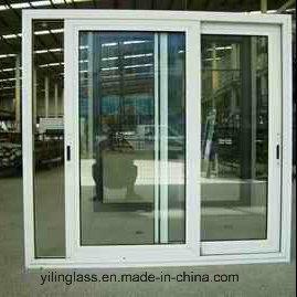 Energy Saving Thermal Break Aluminum Sliding Window pictures & photos