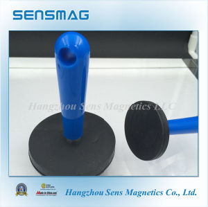 Manufacture Customized Permanent Magnetic Assembly Ferrite Magnet pictures & photos