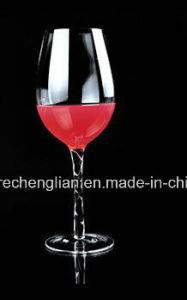 crystal Clear Drinking Wine Glass (B-WG064) pictures & photos