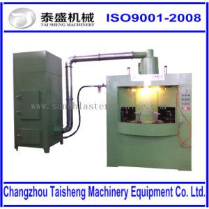 Custom Industrial Automatic Sandblasting Machine Environment Protection