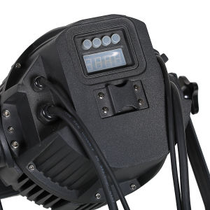 LED Parcan 54*3W Waterproof IP65 Outdoor LED PAR for DJ Stage pictures & photos