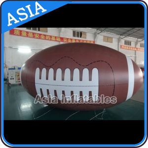Giant Rugby Ball Balloon Inflatable Helium Soccer Football Balloon pictures & photos