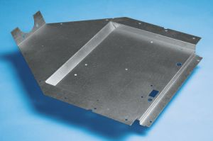 OEM Custom CNC Machining Sheet Metal Auto Part (GL011) pictures & photos