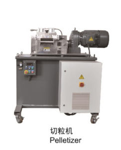CE Mark Plastic Pelletizer for Extruder Machine /Cutter/Granulator Machine pictures & photos