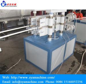 PVC Plastic Double Pipe Production Line/Machine pictures & photos