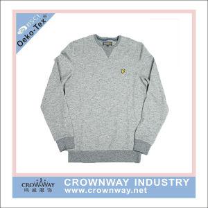Fashion Cheap Plain Vintage French Terry Crewneck Sweatshirt pictures & photos