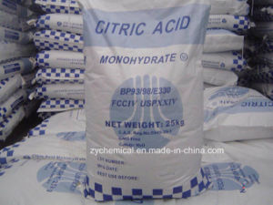 Citric Acid Monohydrate, Anhydrous, Bp98/E330 (8-40Mesh) pictures & photos