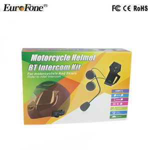 Wholesale Motorcycyle Helmet Intercom with Remote Control pictures & photos