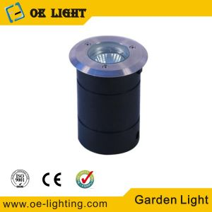 Quality Certification Round Cover Underground Light with Ce and RoHS pictures & photos
