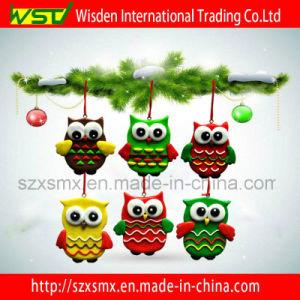Christmas Owl Ornaments
