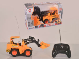 Radio Control Car RC Engineering Truck Remote Control (H2051058) pictures & photos