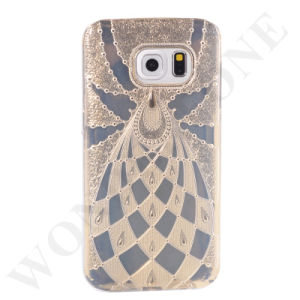 Wholesale Price for Luxurious Best Quality 2 in 1 Mobile Phone TPU Case pictures & photos