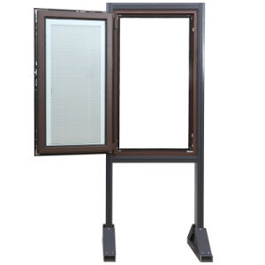Feelingtop Casement or Awning Thermal Break Aluminum Window (FT-135) pictures & photos
